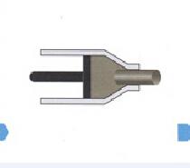 石墨电极生产流程